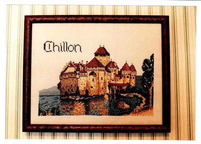 Шильонский замок (700x502, 124Kb)