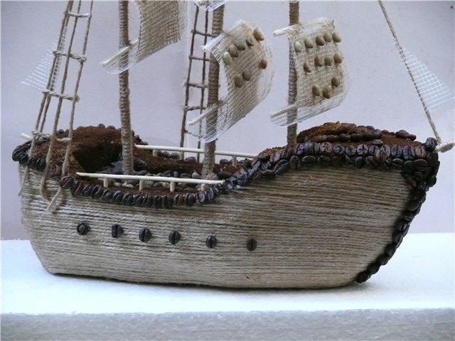 Кораблик своими руками пошагово