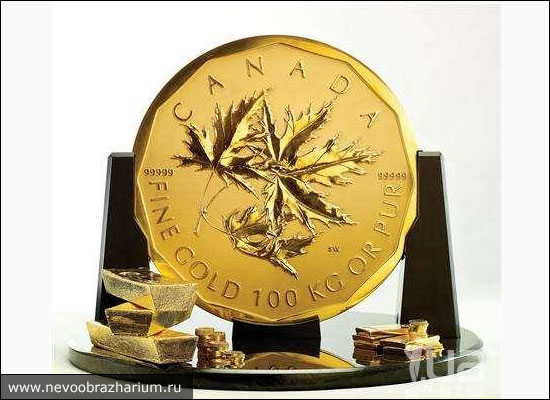 самая тяжелая монета в мире 2 (550x400, 54Kb)
