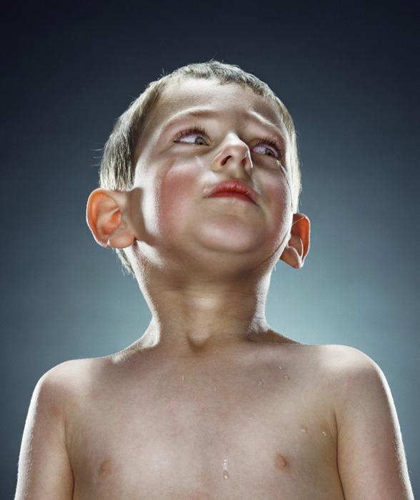 Плачущие дети - Джилл Гринберг (14) (588x700, 400Kb)