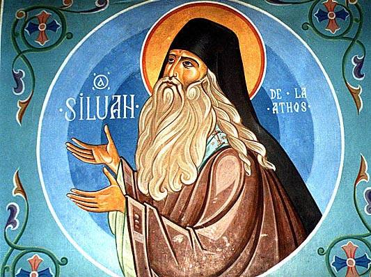 Преподобный Силуан Афонский (533x398, 77Kb)