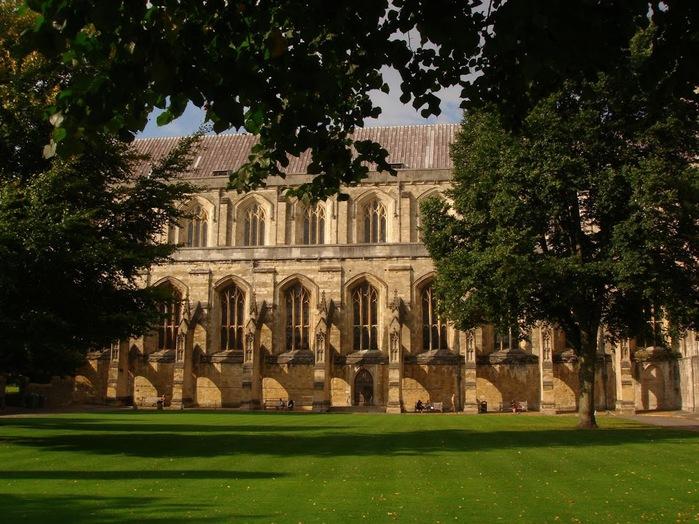 Винчестерский собор 55264