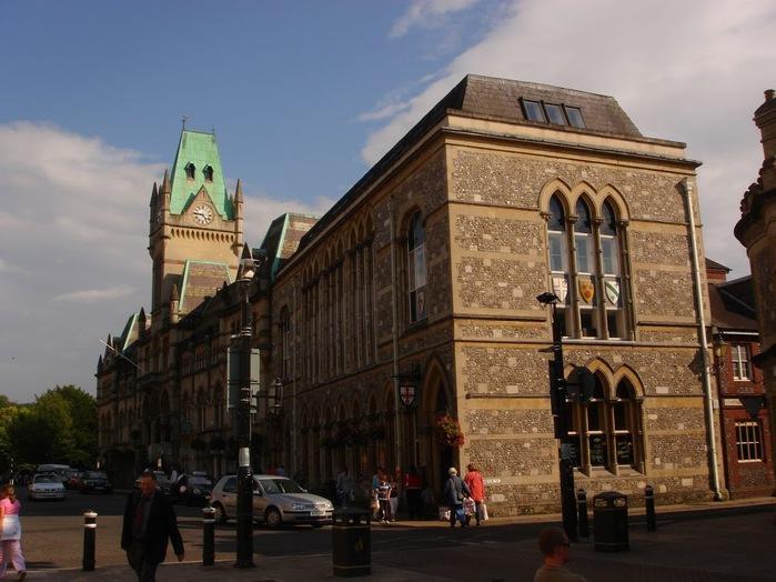 Винчестер (Winchester) - город королей. 38822