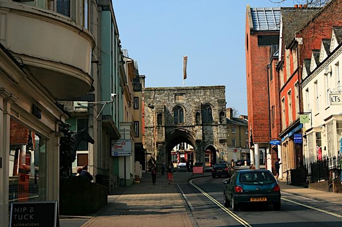 Винчестер (Winchester) - город королей. 40472