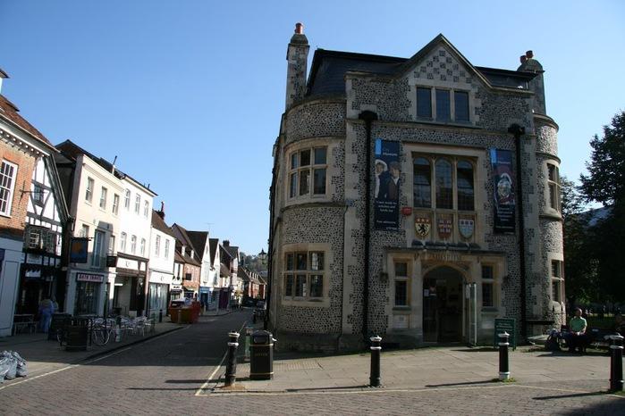 Винчестер (Winchester) - город королей. 67452