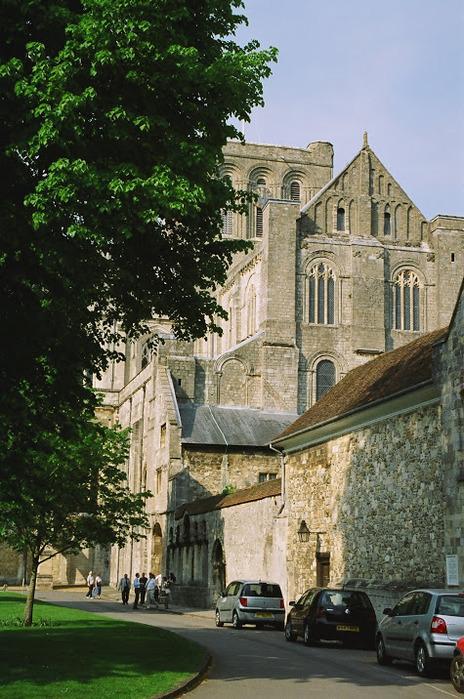 Винчестер (Winchester) - город королей. 19008