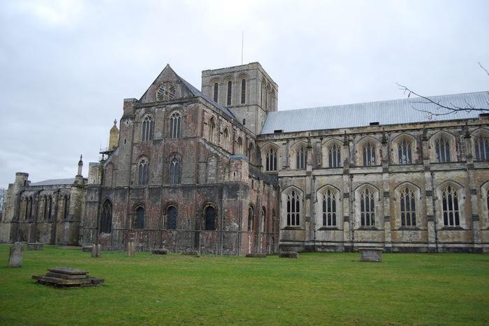 Винчестер (Winchester) - город королей. 74896
