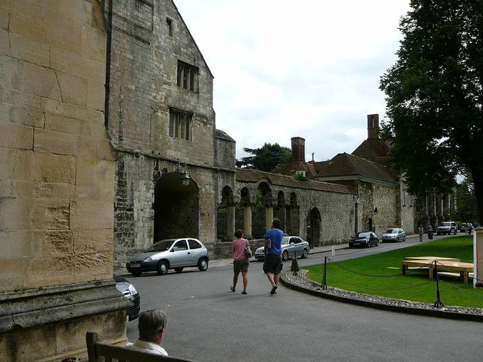 Винчестер (Winchester) - город королей. 21758