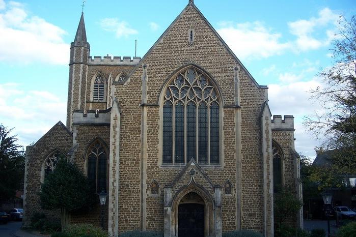 Винчестер (Winchester) - город королей. 40954