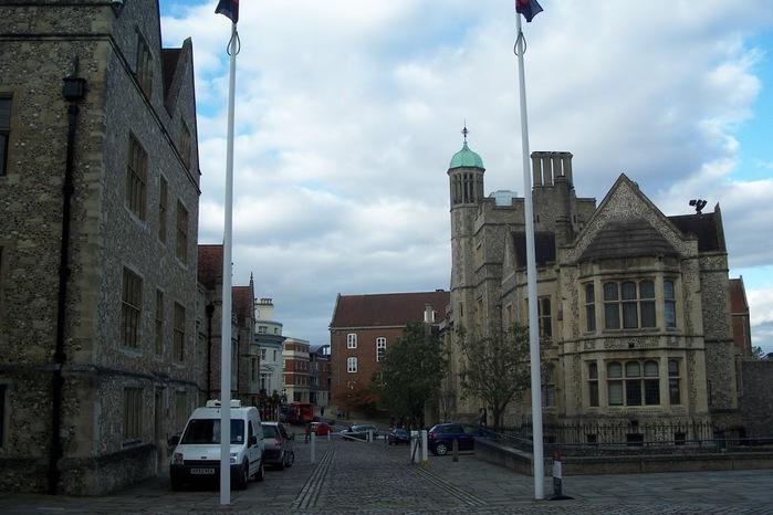 Винчестер (Winchester) - город королей. 84938