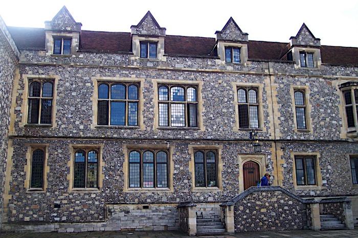 Винчестер (Winchester) - город королей. 95164