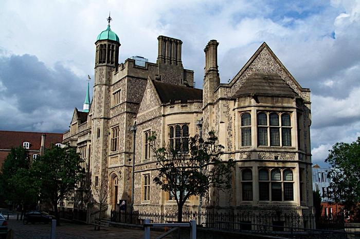 Винчестер (Winchester) - город королей. 66889
