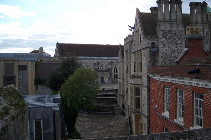 Винчестер (Winchester) - город королей. 72775