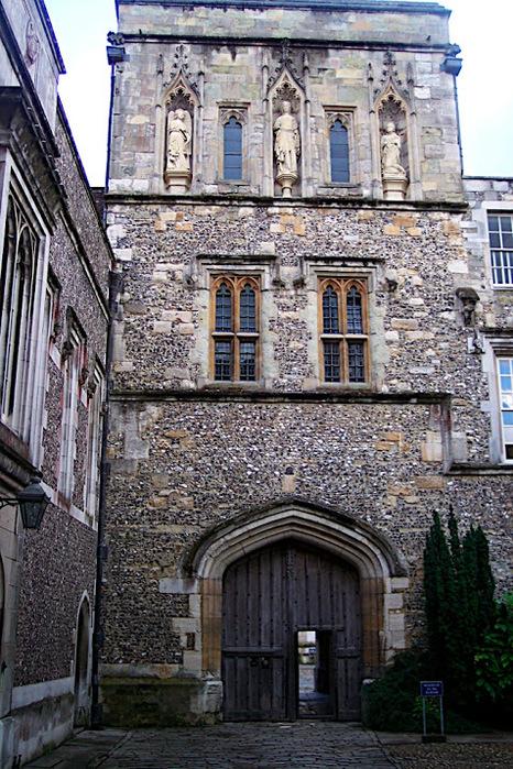 Винчестер (Winchester) - город королей. 75293