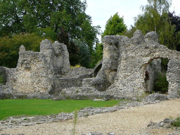 Винчестер (Winchester) - город королей. 73537