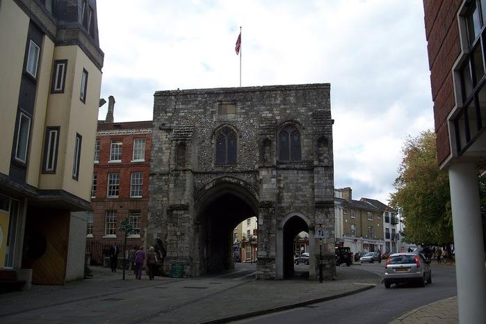 Винчестер (Winchester) - город королей. 18263