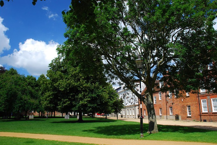 Винчестер (Winchester) - город королей. 31739