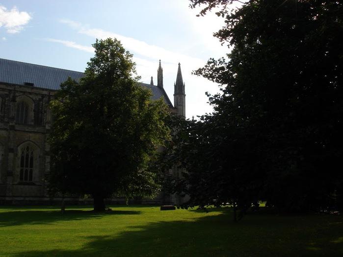 Винчестер (Winchester) - город королей. 48883