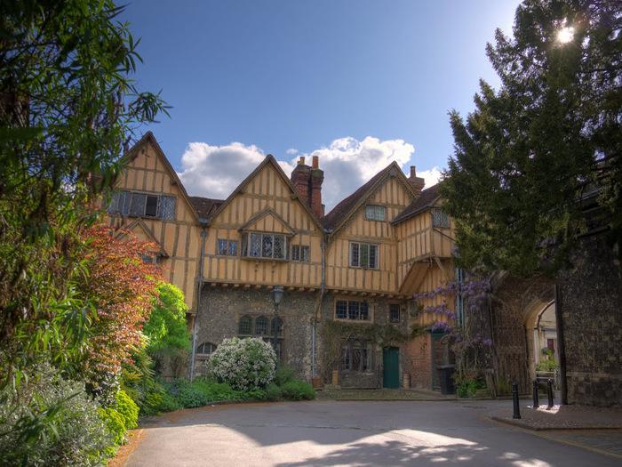 Винчестер (Winchester) - город королей. 84569
