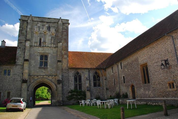Винчестер (Winchester) - город королей. 79547
