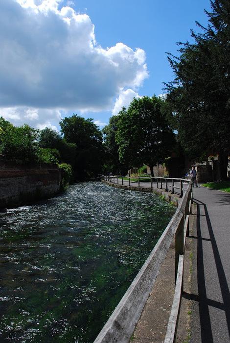 Винчестер (Winchester) - город королей. 43146