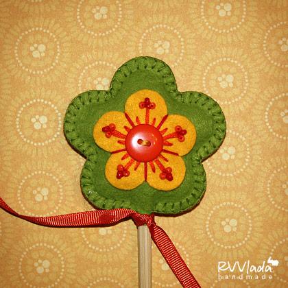цветок из фетра (9) (420x420, 68Kb)