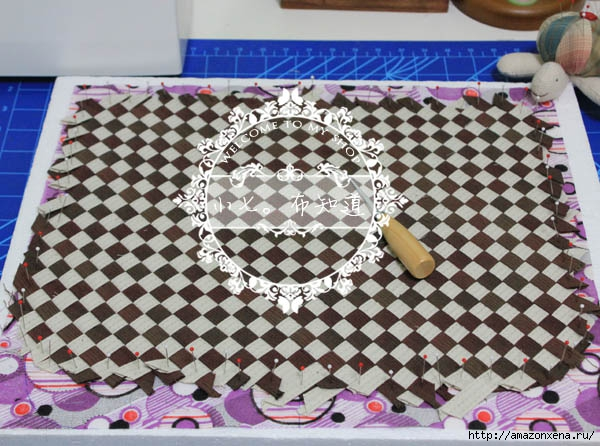 салфетка-плетенка из ткани (8) (600x446, 209Kb)
