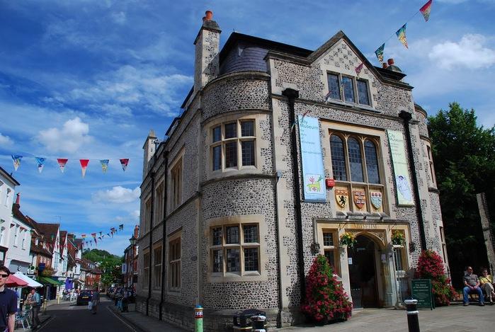Винчестер (Winchester) - город королей. 72319