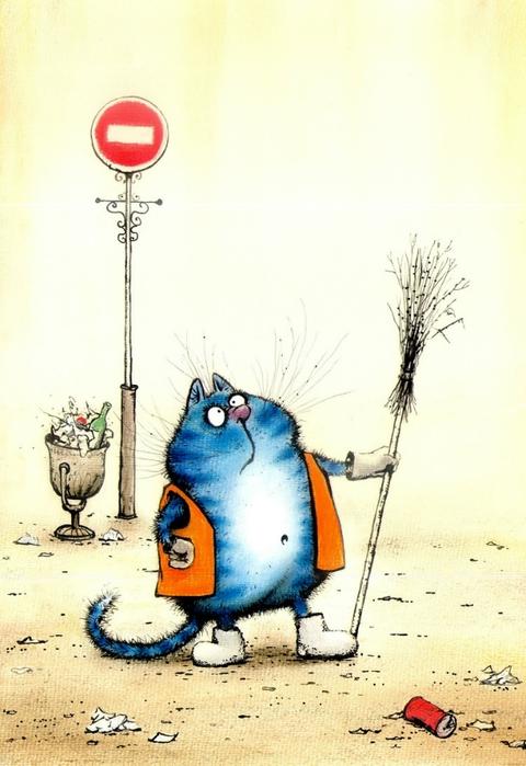 смешные коты картинки 2 (480x700, 213Kb)