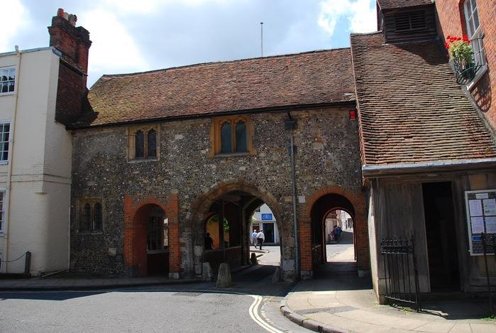 Винчестер (Winchester) - город королей. 39831