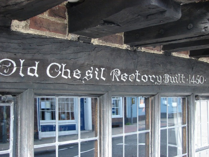 Винчестер (Winchester) - город королей. 32571