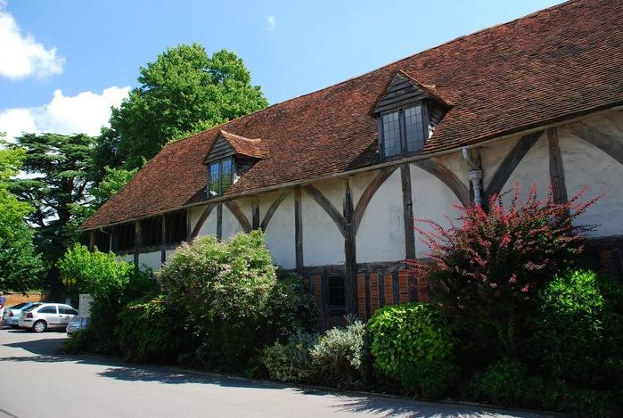 Винчестер (Winchester) - город королей. 52722