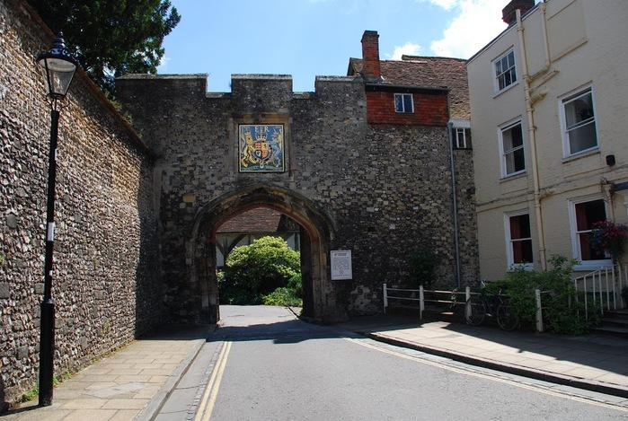 Винчестер (Winchester) - город королей. 34109