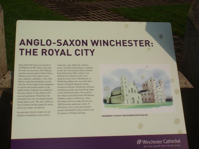 Винчестер (Winchester) - город королей. 54331