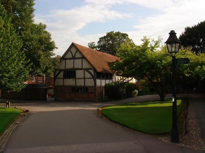Винчестер (Winchester) - город королей. 18614