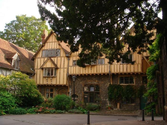 Винчестер (Winchester) - город королей. 63341