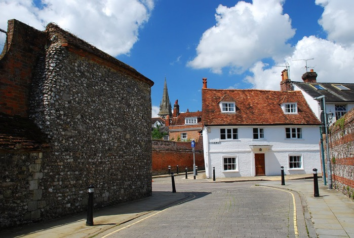 Винчестер (Winchester) - город королей. 38836