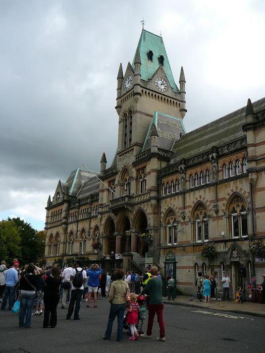 Винчестер (Winchester) - город королей. 43268