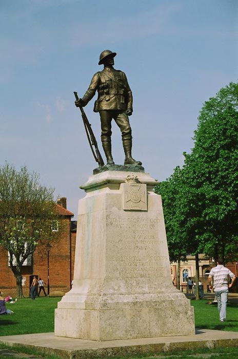 Винчестер (Winchester) - город королей. 61545