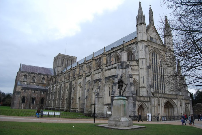 Винчестер (Winchester) - город королей. 21926