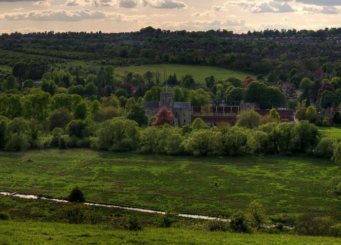 Винчестер (Winchester) - город королей. 62396