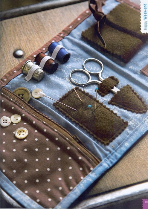 Органайзеры швейных принадлежностей