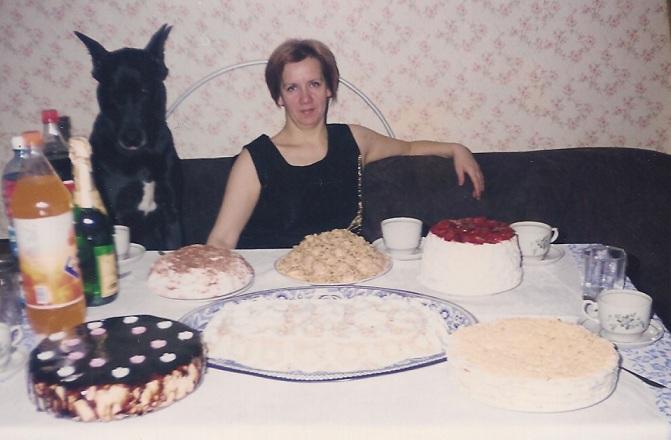 я,Багира и тортики 001 (671x440, 85Kb)
