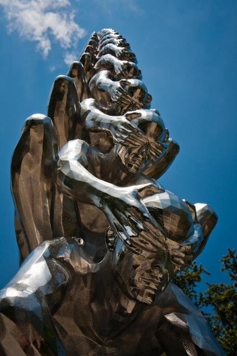 скульптурная композиция карма 1 (466x700, 228Kb)