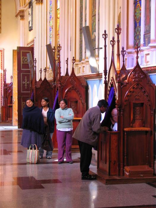 Кафедральный собор Лас-Лахас в Колумбии 72187