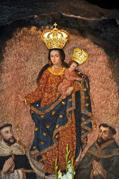 Кафедральный собор Лас-Лахас в Колумбии 39680