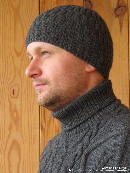 мужская шапка (525x700, 164Kb)