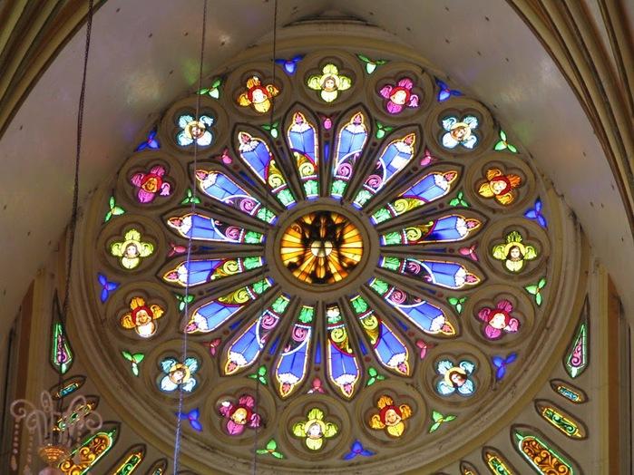 Кафедральный собор Лас-Лахас в Колумбии 83638