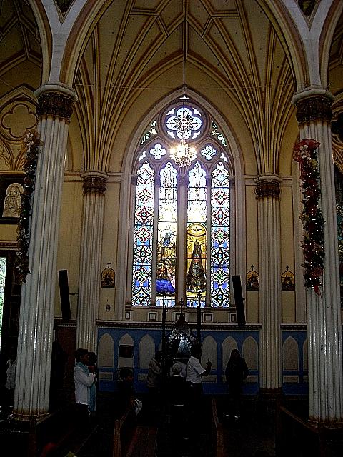 Кафедральный собор Лас-Лахас в Колумбии 48564