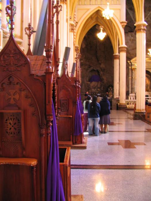 Кафедральный собор Лас-Лахас в Колумбии 30398